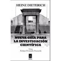 Nueva Guía Para La Investigación Científica - Dietrerích Pdf