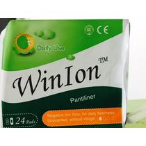 Paquete De 24 Pantiprotectories Win Ion