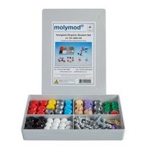 Molymod Mms-009 52 Átomos Molecular Model Set Para Inorgánic