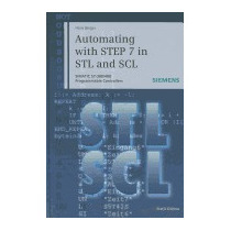 Automating With Step 7 In Stl And Scl:, Hans Berger