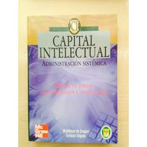 Libro: Capital Intelectual ( Admón Sistemica) Mn4