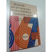 Libro Desarrollo Contempor Contabilidad Y Control De Costos