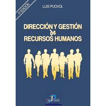 Dirección Y Gestión De Recursos Humanos - Libro