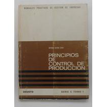Princicipios De Control De Producción / Antonio Arjona Ciria
