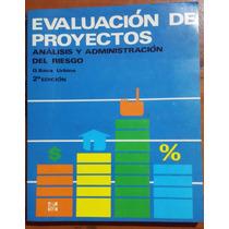 Evaluación De Proyectos - Baca Urbina