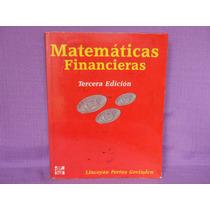 Lincoyán Portus Govinden, Matemáticas Financieras.