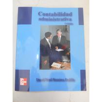 Contabilidad Administrativa C/envio Gratis