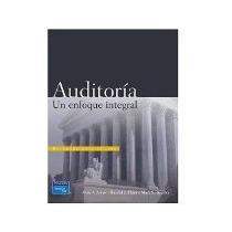 Libro Auditoria Un Enfoque Integral 11e *cj
