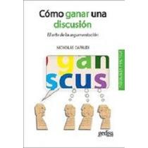 Como Ganar Una Discusion-ebook-libro-digital