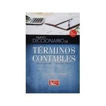Libro Nuevo Diccionario De Terminos Contables