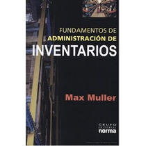 Fundamentos De Administración De Inventarios - Libro