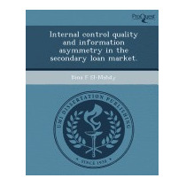 Internal Control Quality And Information, Dina F El-mahdy