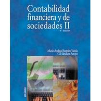 Contabilidad Financiera Y Sociedades Ii Pdf