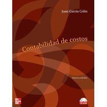 Libro: Contabilidad De Costos Pdf