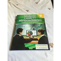 Introducción Al Estudio De La Información Financiera