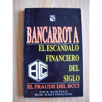 Bancarrota-fraude Del Banco Bcci-au-nick Kochan-ed-diana-pm0
