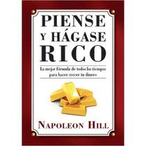 Piense Y Hagase Rico- Libro Digital