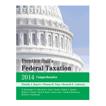 Prentice Halls Federal Taxation 2014, Timothy J Rupert