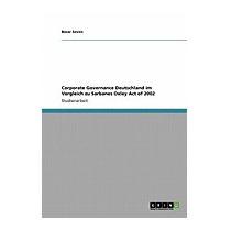 Corporate Governance Deutschland Im Vergleich, Basar Seven