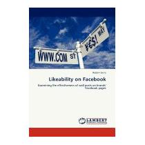 Likeability On Facebook, Robbin Extra