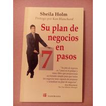 Su Plan De Nogocios En 7 Pasos Sheila Holm Libro 140 Paginas