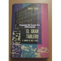Libro** El Gran Tablero (el Mundo De Wall Street) Sobel 1967