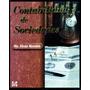 Contabilidad De Sociedades - Ma. Elena Morales / Mc Graw Hil
