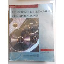 Ecuaciones Diferenciales Con Aplicaciones, Dennis G. Zill
