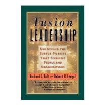 Fusion Leadership (tr), Richard L Daft