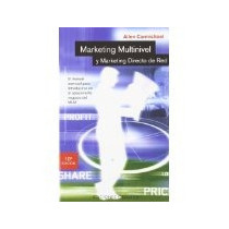Libro Marketing Multinivel Y Marketing Directo De Red