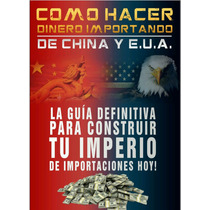 Guia De Importación China México Ebook