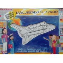 Libro Descubriendo El Espacio Pop-up Tarjetas +8 Años