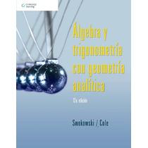 Ebook Algebra Trigonometria Geometria 12 Swokowski Cole Pdf