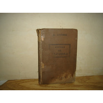 Libro De Álgebra - A. Anfossi - 1939