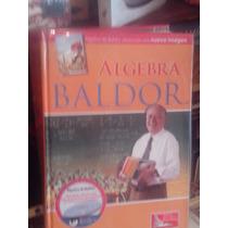Con Cd Nuevo Libro De Baldor Álgebra