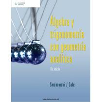 Algebra Y Trigonometría Con Geometría Analítica Pdf