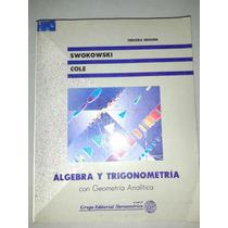 Algeba Y Trigonometria, Swokowski-cole