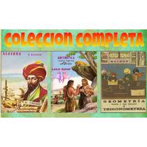 Baldor, Álgebra, Aritmética, Geometría, Colección Completa