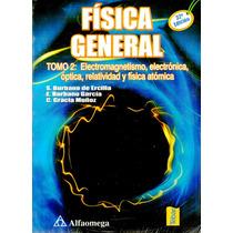 Fisica General 32/ed Tomo 2 - Burbano / Alfaomega