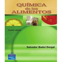Quimica De Los Alimentos