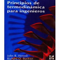 Principios De Termodinámica Para Ingenieros Pdf