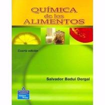 Libro: Química De Los Alimentos Pdf