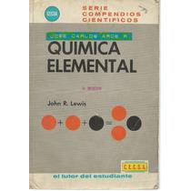 Libro Química Elemental / John R. Lewis