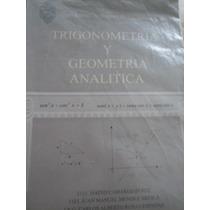 Vendo Libro Prepa 2 Uady Trigonometría Y Geometría Analítica