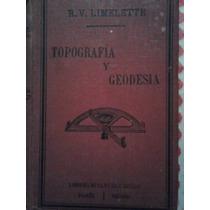 Topografia Y Geodesia, R.v. Limelette