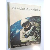 Los Viajes Espaciales. Biblioteca Salvat