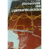 Sistemas De Comunicación B. P. Lathi Encuadernado Pasta Dura