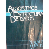 Algoritmos Y Estructuras De Datos, Miklaus Wirth, Prentice H