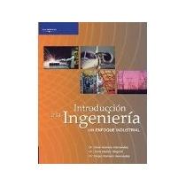 Libro Introduccion A La Ingenieria