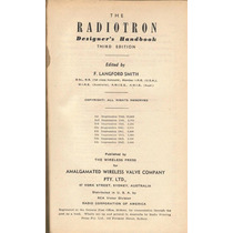 Smith Langford,the Radiotron: Designer?s Handbook.